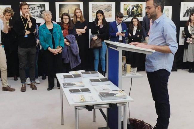 תערוכת שוברים שתיקה בפרלמנט האירופי: ההשתקה לא תנצח