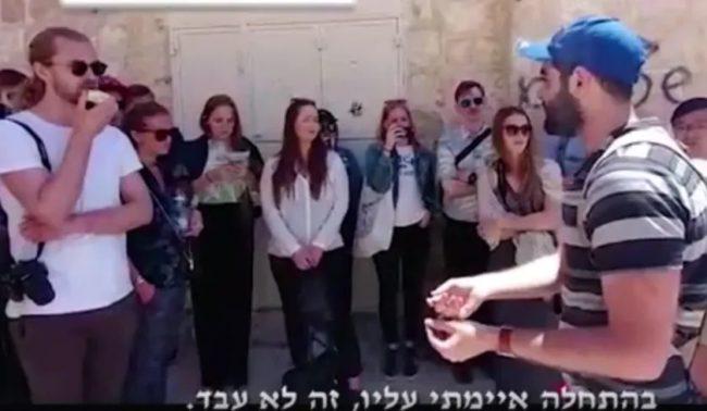 הפרקליטות חזרה בה: דובר שוברים שתיקה לשעבר לא שיקר כשהעיד שהכה פלסטיני